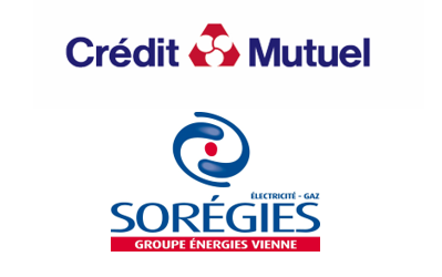 Nouvelles recrues : Le Crédit Mutuel et SOREGIES